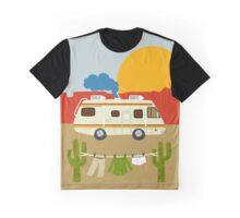 Heisenberg Laundry Graphic T-Shirt