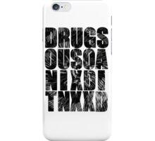 Lupe Fiasco - Don't ruin us God said iPhone Case/Skin