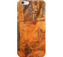 Images on Leather iPhone Case/Skin