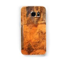 Images on Leather Samsung Galaxy Case/Skin