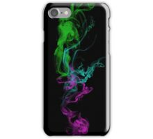 Crazy Cool Vape - Abstract Clouds  iPhone Case/Skin
