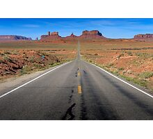 Road to the Valley Photographic Print
