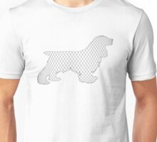Cocker spaniel Unisex T-Shirt