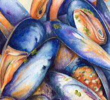 Moules marinière Sticker