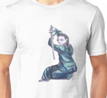 Martial Arts Lady 3 Unisex T-Shirt