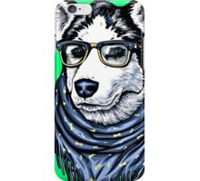 Cool Husky iPhone Case/Skin