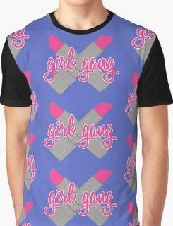Lipstick Girl Gang Graphic T-Shirt