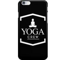 Yoga Crew iPhone Case/Skin