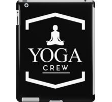 Yoga Crew iPad Case/Skin