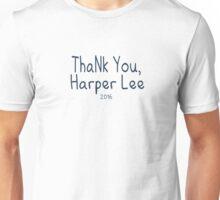 To Kill A Mockingbird (Thank You) 1 Unisex T-Shirt