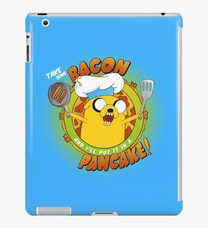 BACON PANCAKE SONG! iPad Case/Skin