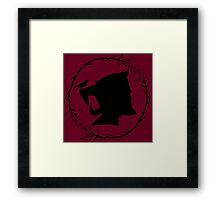 Hound's Helm Framed Print