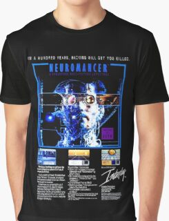 NEUROMANCER Graphic T-Shirt