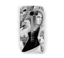 Tribute to Metal Samsung Galaxy Case/Skin