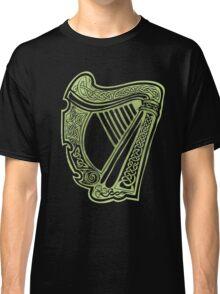 Celtic Harp Classic T-Shirt