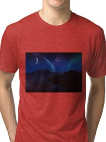 The New Earth Tri-blend T-Shirt