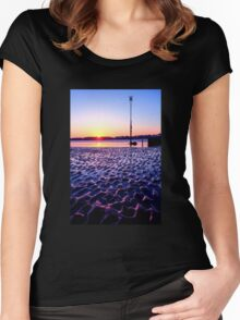 Ballyholme Women's Fitted Scoop T-Shirt