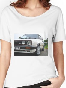 VW Golf GTI Women's Relaxed Fit T-Shirt