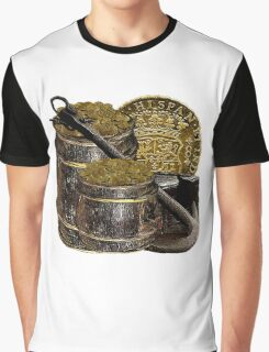 Barrels Of Pirate Gold Graphic T-Shirt