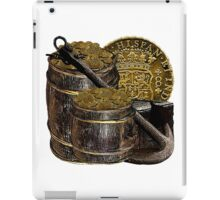 Barrels Of Pirate Gold iPad Case/Skin