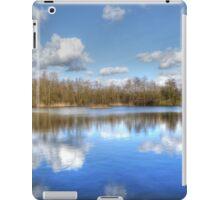 Lake Reflections HDR iPad Case/Skin