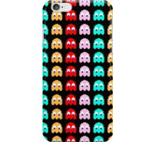 pac man ghost iPhone Case/Skin