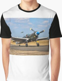"Curtiss P-40N Warhawk 42-105915/12 F-AZKU ""Little Jeanne""  Graphic T-Shirt"