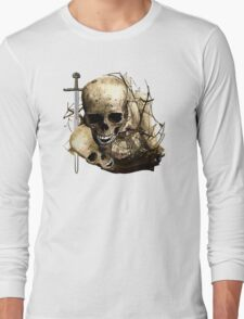 A Slice Of Piracy Long Sleeve T-Shirt