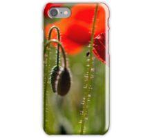 Poppy Flower iPhone Case/Skin