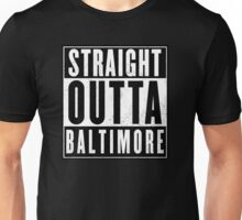 The wire - Baltimore Unisex T-Shirt