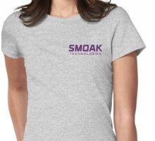 Smoak Technologies - Star City 2046 Womens Fitted T-Shirt