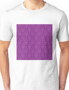 Purple Artwork Unisex T-Shirt