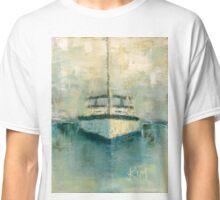 Sail Moody Blue Classic T-Shirt