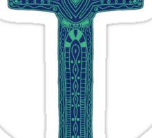Anchor; Ornate anchor Sticker