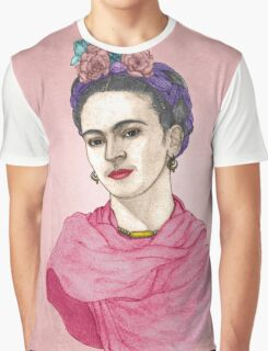 Frida Kahlo Graphic T-Shirt