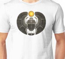 Sacred scarab Unisex T-Shirt
