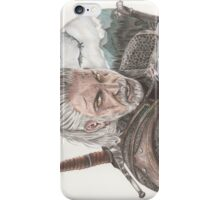 The Butcher of Blaviken iPhone Case/Skin