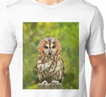 Tawny Owl full length Unisex T-Shirt
