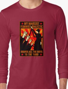 Marxist Long Sleeve T-Shirt