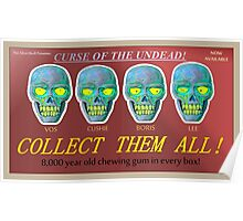 Curse of the Undead Promotional Poster