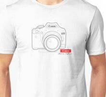 Canon Make Me Different Unisex T-Shirt