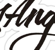 Los Angels Sticker