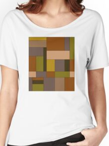 Abstract #370 Women's Relaxed Fit T-Shirt