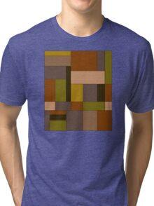 Abstract #370 Tri-blend T-Shirt