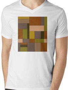 Abstract #370 Mens V-Neck T-Shirt