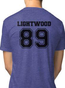 LIGHTWOOD 89 - The Mortal Instruments - Shadowhunters Tri-blend T-Shirt