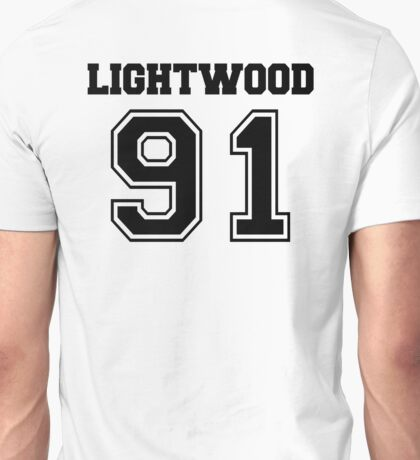 LIGHTWOOD 91 - The Mortal Instruments - Shadowhunters Unisex T-Shirt