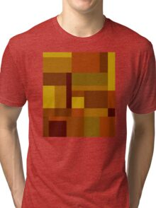 Abstract #385 Tri-blend T-Shirt