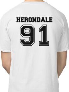 HERONDALE 91 - The Mortal Instruments - Shadowhunters Classic T-Shirt