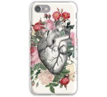 Roses for her Heart iPhone Case/Skin
